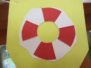 制作 浮き輪