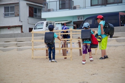 ウミガメ隊_2014-06-25 07-44-27