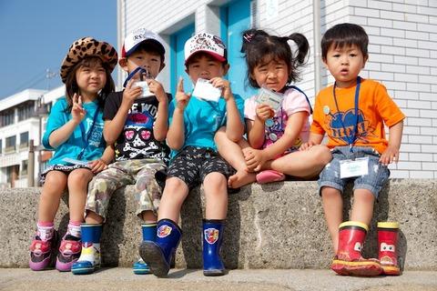 ウミガメ隊_篠島小学校_写真_2013-05-22 07-55-18