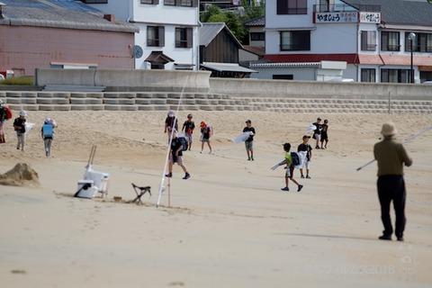 篠島ウミガメ隊_2018-06-13 07-44-54