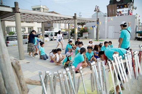 篠島ウミガメ隊_夏休み_2016-08-17 07-32-11