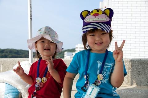 ウミガメ隊_ゴミ拾い_前浜_2013-08-07 07-45-44