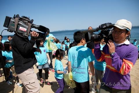 ウミガメ隊_結団式_篠島小学校_2013-05-08 14-02-19