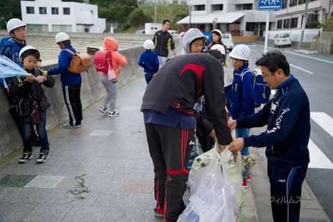 ウミガメ隊_篠島_2014-11-05 08-01-25