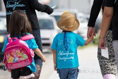 ウミガメ隊_篠島小学校_写真_2013-06-05 08-03-17