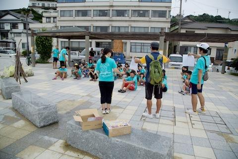篠島ウミガメ隊_夏休み_2016-07-27 08-06-03