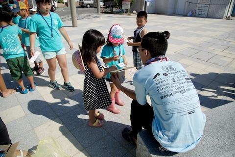 篠島ウミガメ隊_篠島フェス_2016-07-18 08-34-49