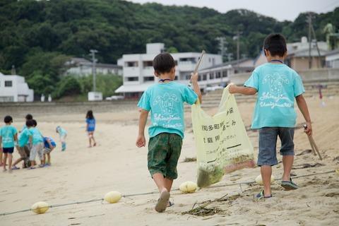 篠島ウミガメ隊_夏休み_2016-07-27 07-36-21