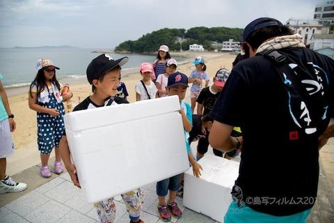 ウミガメ隊_産卵_2014-07-08 14-07-23