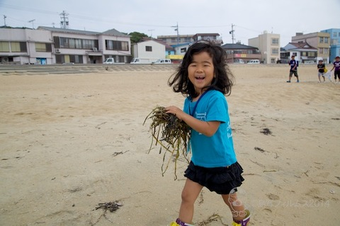 ウミガメ隊_2014-06-25 07-40-38