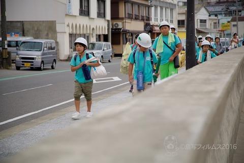 篠島ウミガメ隊_2016-10-05 07-48-16