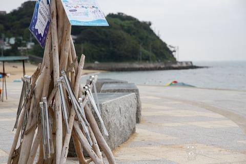 ウミガメ隊_ゴミ拾い_前浜_2013-07-21 08-22-46