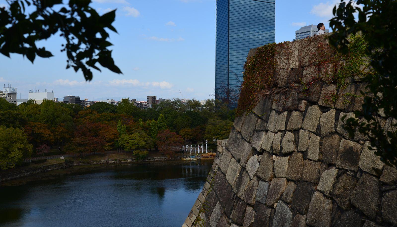 UMEDA PALETTE タグ:オーソン・ウェルズ小学生の時以来の、大阪城! A day in …、10月30日A day in …、10月11日(実は10月10日)