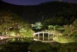 栗林公園ライトアップ