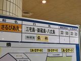 御蔵島・条件付出航