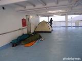 キャンプ場?