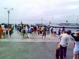 御蔵島 東海汽船欠航