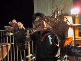 御蔵島BBQ