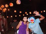 御蔵島夏祭り「例大祭」