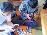 山ガイドさん勉強中。。