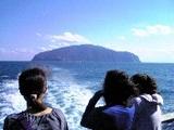御蔵島さようなら〜