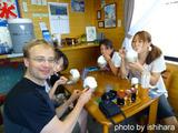 御蔵島 かき氷