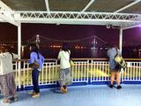 東海汽船夜景