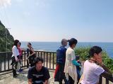 イルカの見える丘