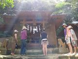御蔵島 稲根神社