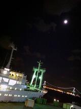 東海汽船 満月