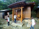 稲根神社へ参拝