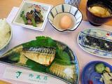 御蔵荘の朝食