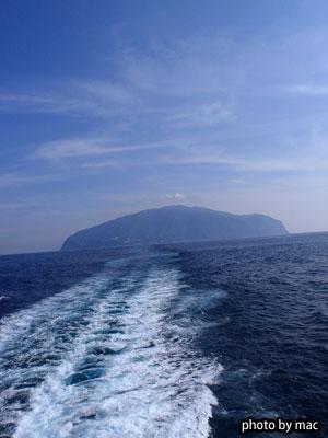 さよなら御蔵島