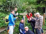 御蔵島「タンテイロの森」