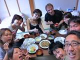 御蔵島 朝食