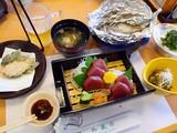 御蔵荘の夕食メニュー
