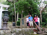 バイキング号記念碑