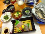御蔵荘夕食