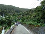 御蔵島村内散策