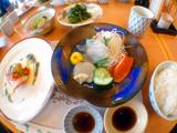 とても美味しい御蔵荘の食事