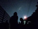 御蔵島 夜の森散策ツアー