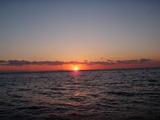 カネイシから見た日の出