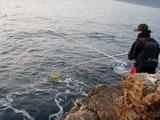 釣り風景 (3)