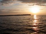 土々呂湾から見る日の出