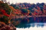 えびの高原秋の池周コース・六観音御池 (3)