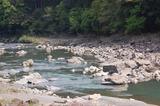 小丸川の濁り (4)