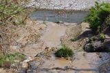 濁り水を排水 (2)