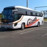 巨人の専用バス