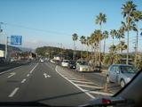 国道の渋滞