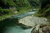 五ヶ瀬川・カンバの瀬